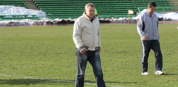 Gavran novi trener Gradine