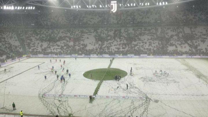 Odgođen meč Juventusa i Atalante