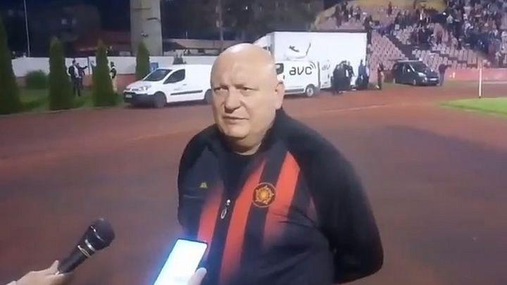 Petrović: Prvo poluvrijeme je najbolje poluvrijeme Slobode od kada sam ja trener
