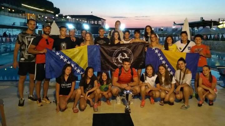 "Mostarska ""Orka"" najbolja inostrana ekipa plivačkog mitinga u Istanbulu"