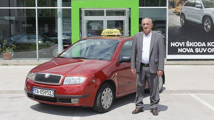Škoda Fabia 1.9 SDI - Milion kilometara na satu dokaz kvalitete vozila