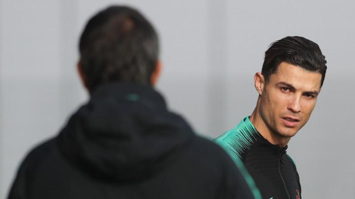 """Ronaldo saigraču iz Juventusa poručio: """"Da sam Brazilac, Brazil bi imao još pet naslova"""""""