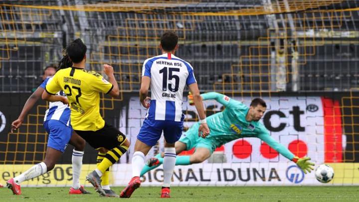 Dortmund se ne predaje: Minimalna pobjeda protiv Herthe u pokušaju da stignu Bayern