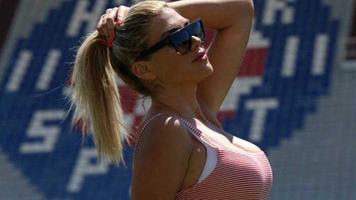 Svađa zbog zgodne Mirte: Dinamo joj odgovorio, sada se oglasio i Hajduk