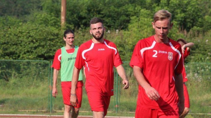 Nova lica na treningu Zeničana