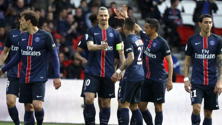 PSG sve frustracije istresao nad Caenom