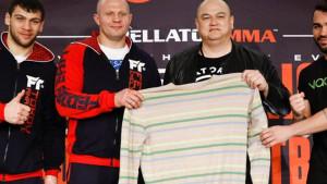 Legendarni Fedorov džemper je prodan i to za pozamašnu svotu