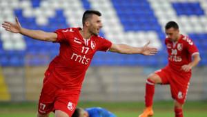 """Nermin Haskić rešeta mreže: """"17 golova? Nije slučajno... Bilo je logično da odem iz Sarajeva"""""""