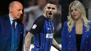 Dugo nedjeljno popodne za Marottu: Inter dogovorio transfer Icardija, napadač odlazi iz Italije