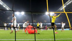 Mašina za golove: Erling Haaland je večeras ušao u historiju Bundeslige