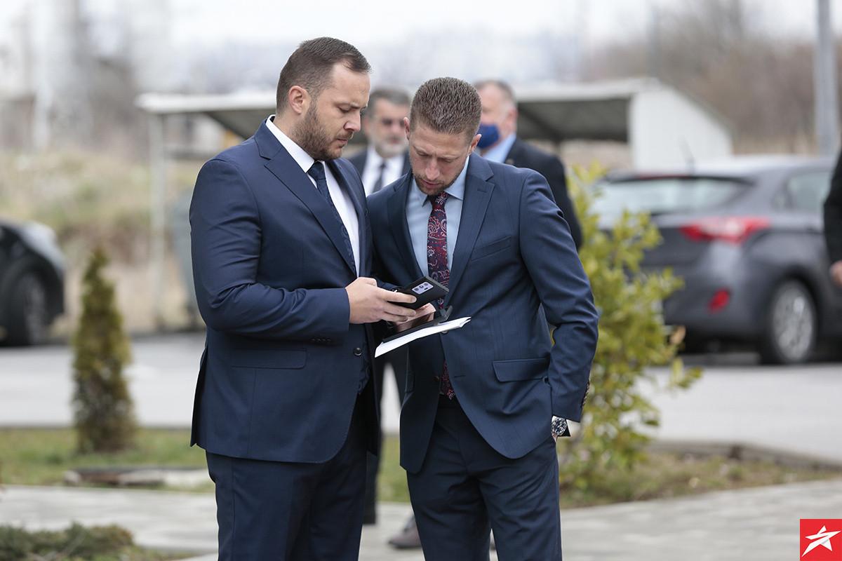 Vico Zeljković dobio čestitke od Infantina i Čeferina