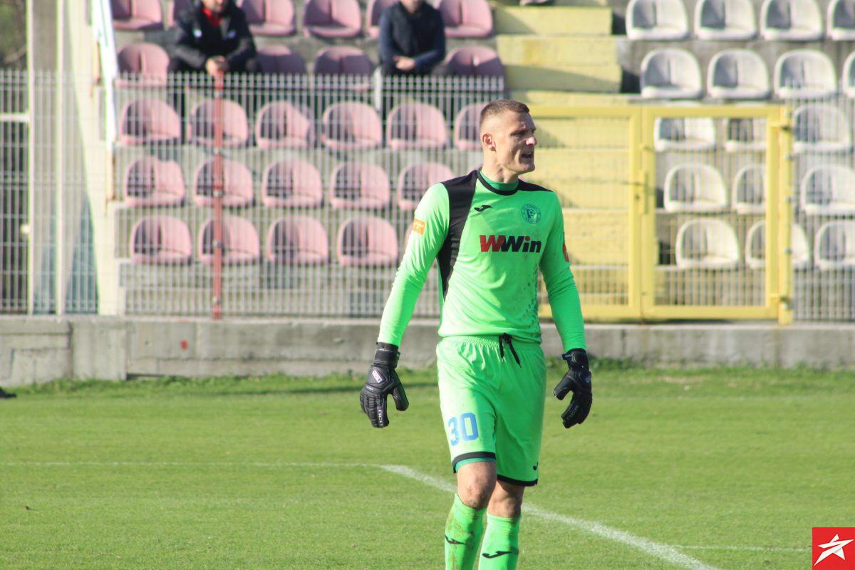 Luka Bilobrk želja FK Velež