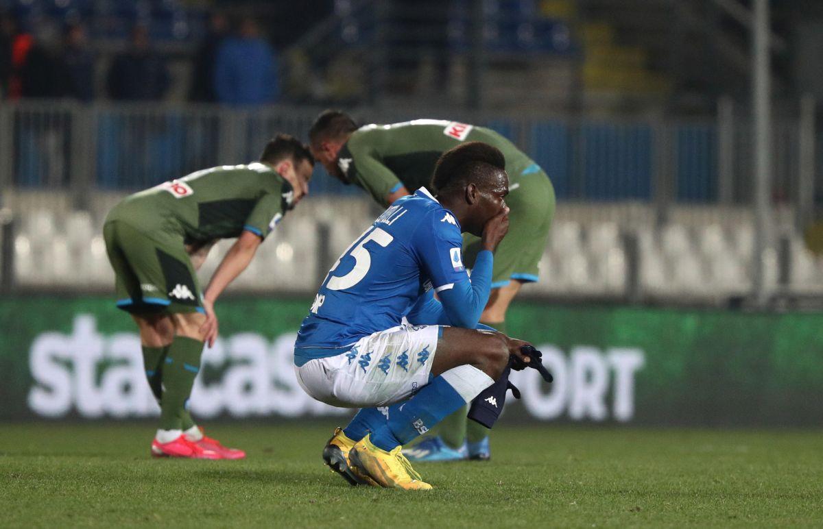 U Bresciji ništa novo - Balotelli opet propustio trening!