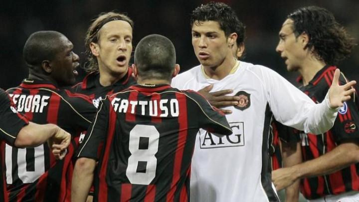 Gattuso: Kad sam tek sreo Ronalda on se samo folirao, a danas je pravi stroj