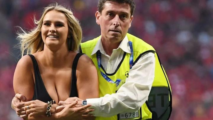 Kinsey ima novo zanimanje: Na sljedeće finale Lige prvaka doći će s helikopterom?!