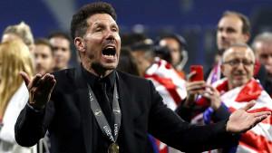 Simeone: Atletico Madrid je svašta obećao Godinu, a ništa od toga nije ispunjeno