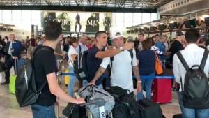 Nainggolan stigao na Sardiniju: Cagliari sam izabrao srcem