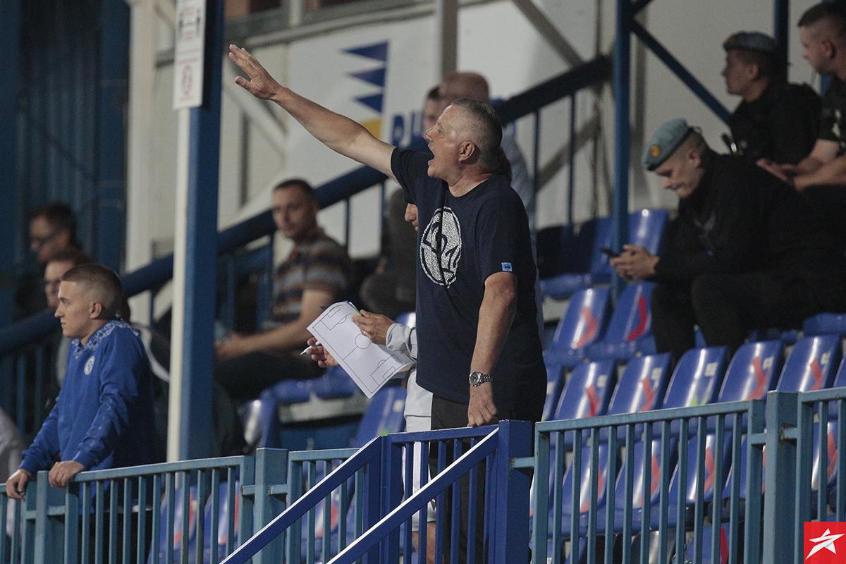 Ivković: Pristup mora biti kao u utakmici protiv Borca