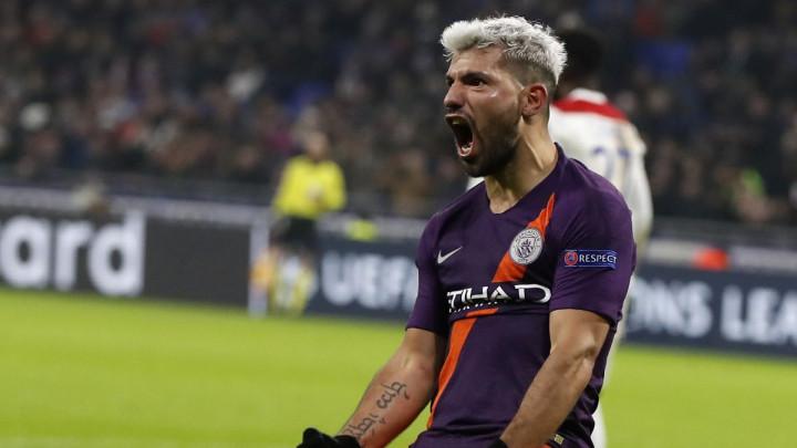 Sergio Aguero propušta meč protiv Chelseaja