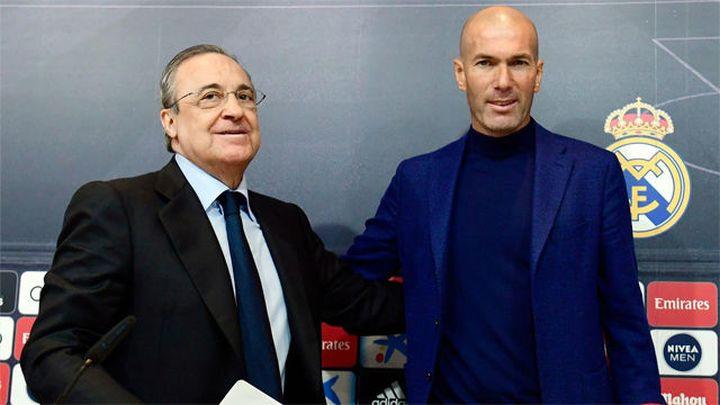 Zidane zaprijetio: Ukoliko se to desi, ja odmah odlazim iz kluba!