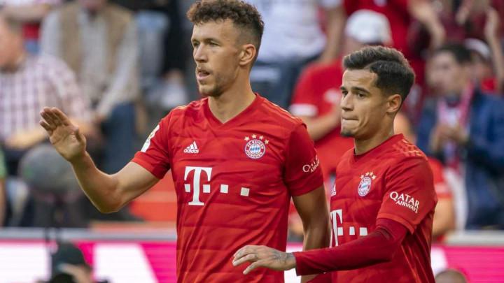 Perišić: Ostajem li u Bayernu? Moguće, to je jedna od opcija