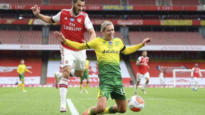 Arsenal deklasirao Norwich, pobjede upisali Newcastle i Everton