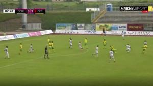 Kakva majstorija: Golčina Muhammeda obilježila utakmicu između Gorice i Iskre