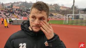 Amer Bekić: S nas je pao veliki teret, zasluženo smo pobijedili