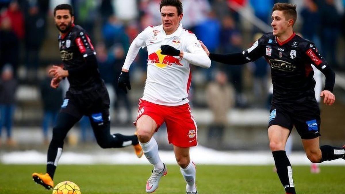 Salzburg zabio šest golova u Kupu, Prevljak strijelac, Todorović starter
