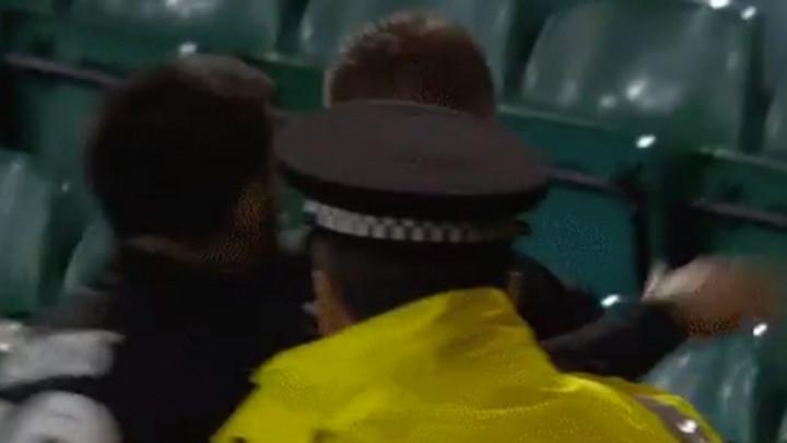 Nakon sinoćnje utakmice: Fudbaler Kopenhagena optužen za napad na policajca