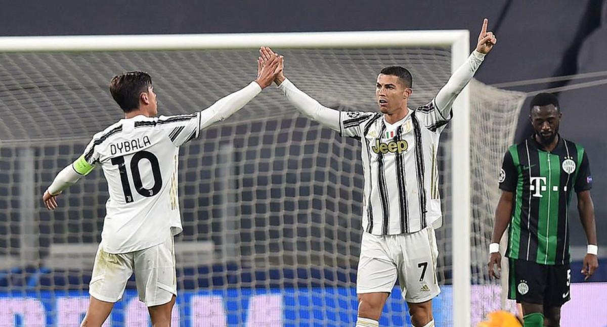 Dybala ili Ronaldo? Stara dama odabrala ko će biti u središtu novog projekta