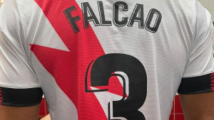 Falcao je iz posebnog razloga odabrao broj 3 na dresu