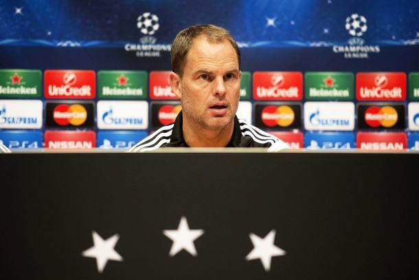 Frank de Boer preuzima Inter?