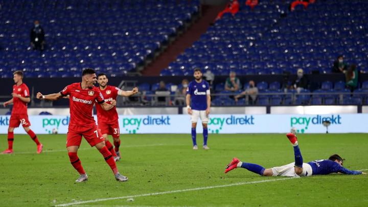 Schalke nastavio gotovo nevjerovatnu seriju mečeva bez pobjede