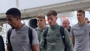 Celticova ekspedicija krenula ka Sarajevu