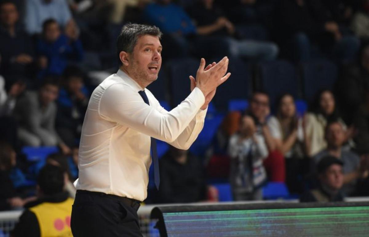 Petar Mijović ostaje na klupi Budućnosti