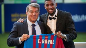 Emerson objasnio kako ga je Barcelona otjerala, a u klubu je bio samo 40 dana