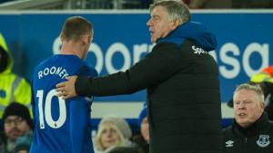 Rooney poludio zbog izmjene, a Allardyce mu poručio: Ovdje sam ja šef!