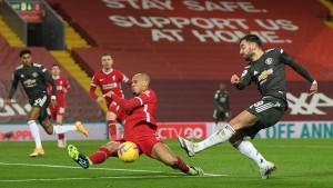 Manchester United na Anfieldu dobio ono što je tražio, Alisson spašavao Redse