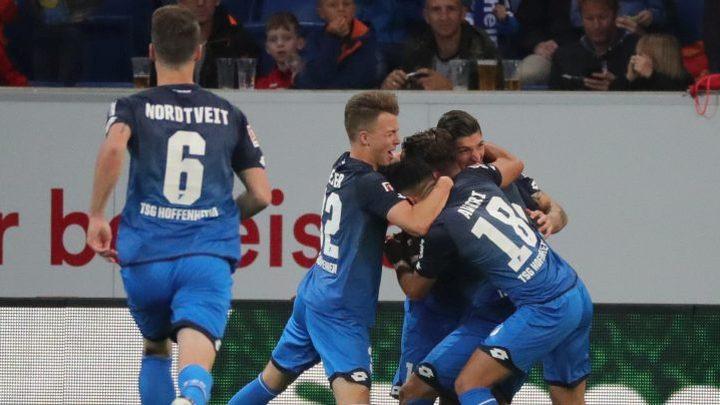 Hoffenheim sa dva pogotka Utha porazio Bayern