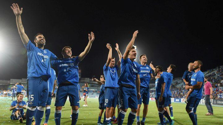 Klub iz predgrađa Madrida u La Ligi