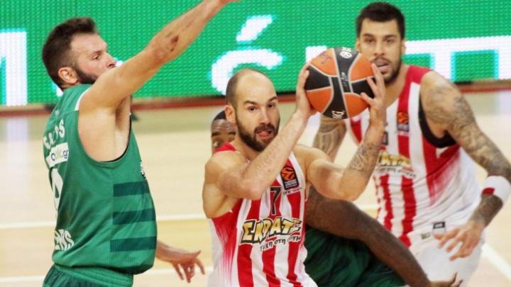 Panathinaikos uzvratio Olympiacosu i slavio u Pireju
