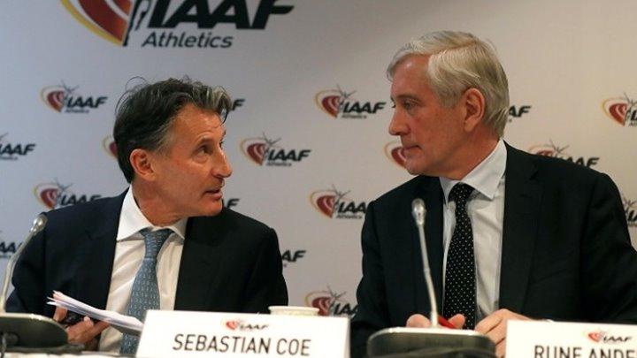 Ruski atletičari i dalje pod suspenzijom