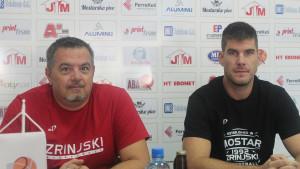 Hrvoje Vlašić: Dynamic je mlada i agresivna ekipa, ali ovo je naš dom
