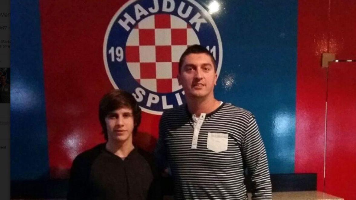 Mostarac Marko Martinović potpisao za Hajduk