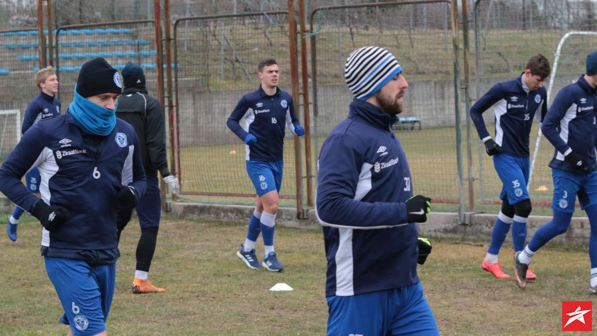 Pavić i Šehić propustili trening FK Željezničar