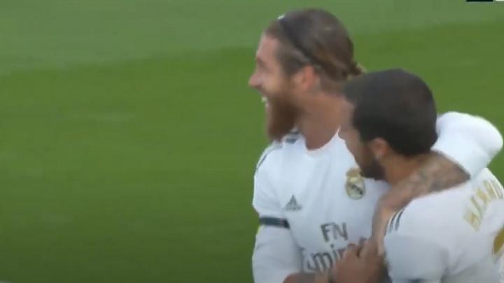Igrači kao što su Sergio Ramos nemaju cijenu, a to najbolje pokazuje ovaj gol