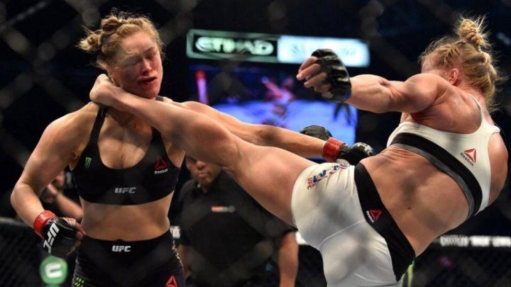 Ronda: Ako izgubim od Holly, napuštam MMA