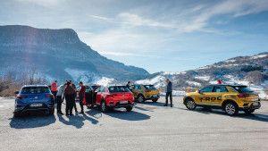 Održane testne vožnje Volkswagenovog novog crossovera