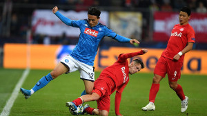 Igrač Napolija progovorio, odmah ga stigla kazna!